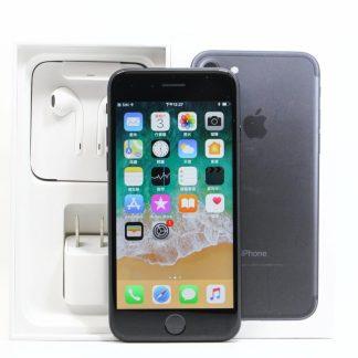 高雄青蘋果3c收購貼換 iPhone 7 消光黑 128GB 蘋果手機