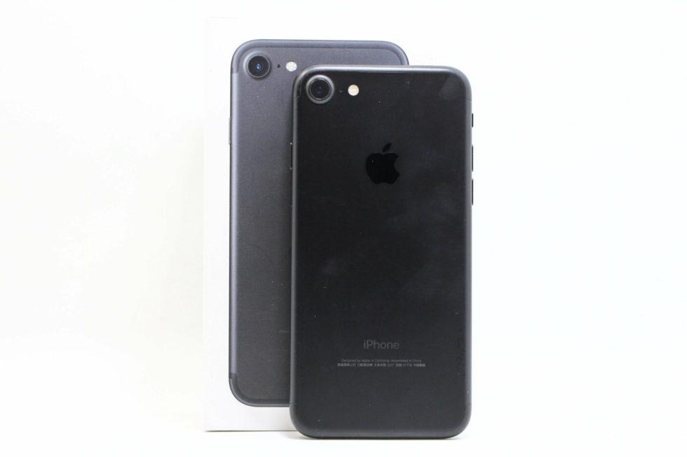 高雄左營收購貼換 iPhone 7 蘋果手機