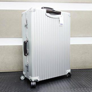 台中蘋果3c收購二手德國 RIMOWA Classic Flight 中型四輪旅行箱 971.70.00.4