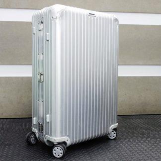 台中青蘋果3c買賣交換 RIMOWA TOPAS 中大型四輪旅行箱 E-TAG 924.73.00.5