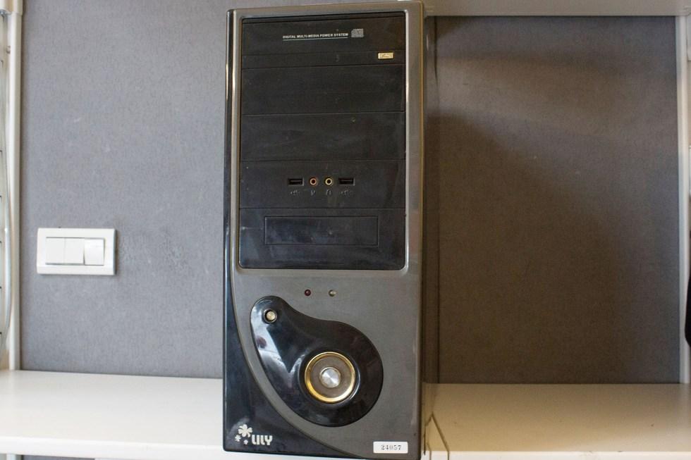 高雄蘋果3c專業收購二手自組桌機 i7-920 8GB 500GB GF9800GT 電腦桌機