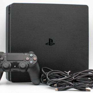 高雄青蘋果3C中古Sony PlayStation 4 PS4 500G 2117A 黑 遊戲專賣店
