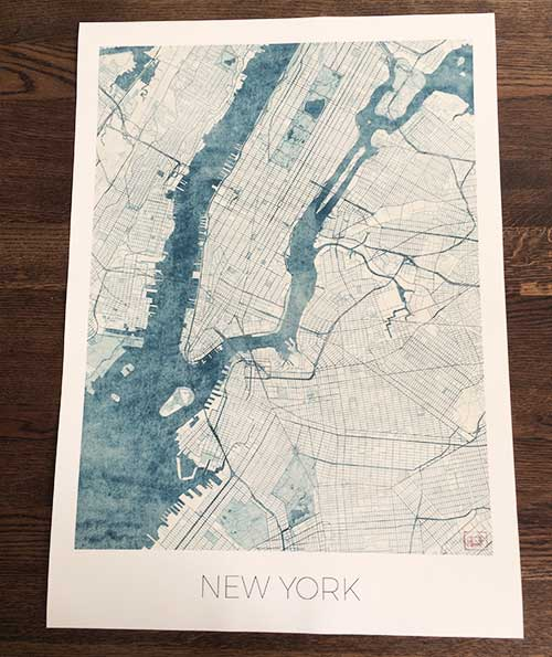 New York Art Prints