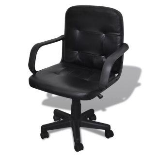 Prabangi Biuro Kėdė, Tamsiai Pilka, 59 x 51 x 81-89 cm