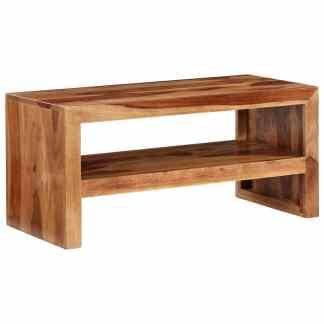 TV staliukas, šoninis staliukas, masyvi rausvosios dalbergijos mediena