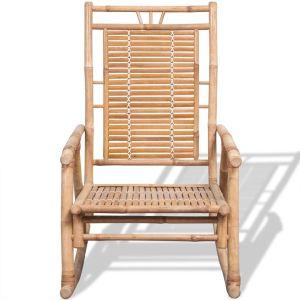 Supamoji kėdė, bambukas