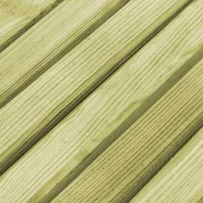 Sodo valg. suoliukas, 130×27,5x45cm, FSC impreg. pušies med.