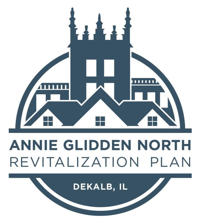 Annie Glidden North Revitalization Plan logo