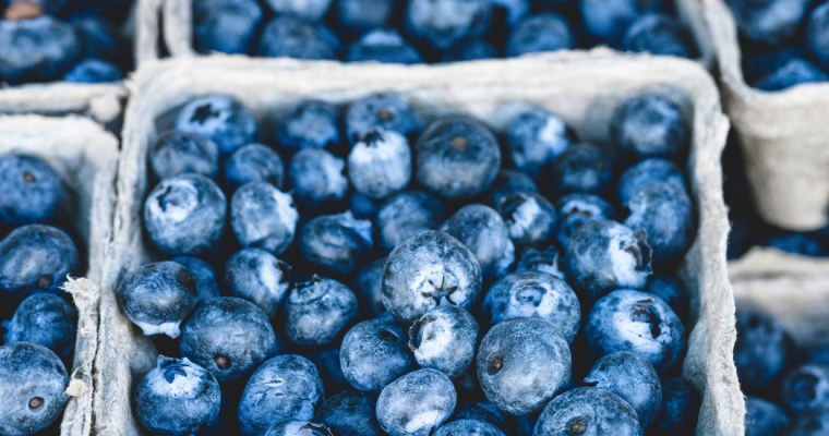 slider – blueberry