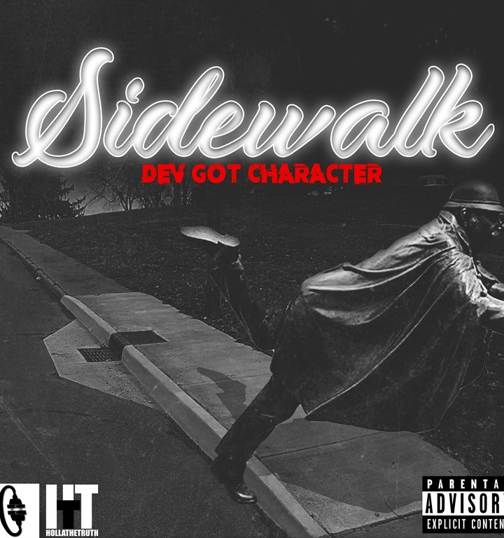 With a smooth delivery and melodic voice, DevGotCharacter drops new single 'Sidewalk'