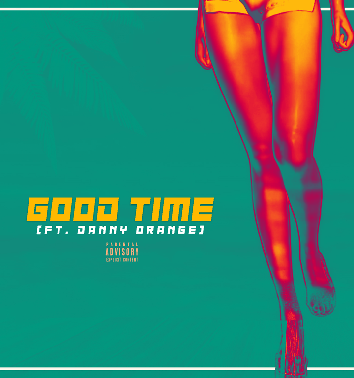 "'Tuxx' is releasing his uptempo new song ""Good Time"" Featuring long time friend and collaborator 'Danny Orange'"