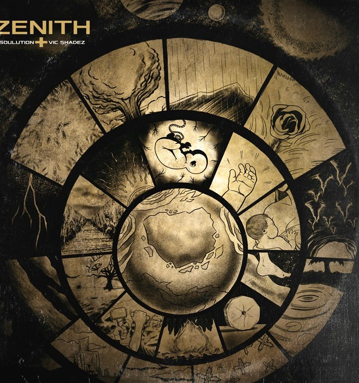 CITYBEATS NEW HIP-HOP DROPS 2020: 'Vic Shadez' and 'Soulution' drop a groovy and upfront sound with grand new hip-hop album 'Zenith'