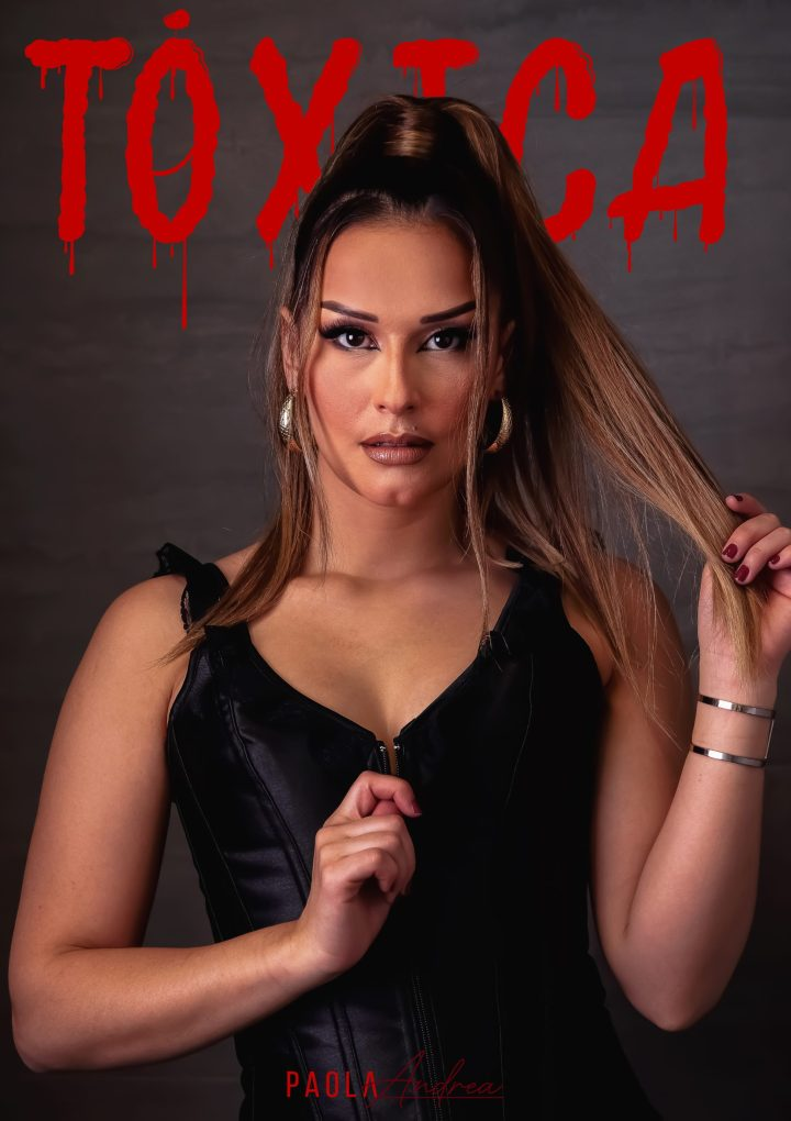 """Following Top 20 hit """"Mi Fuego"""",  Paola Andrea is back with 'Toxica'"""