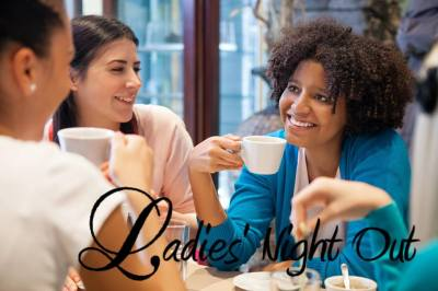 Ladies' night out 400x266