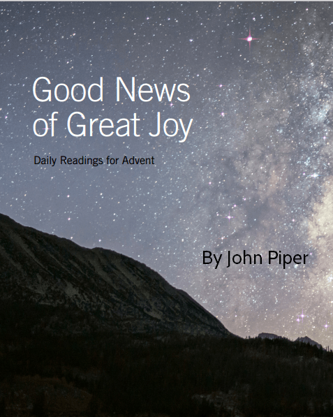good news of great joy - piper