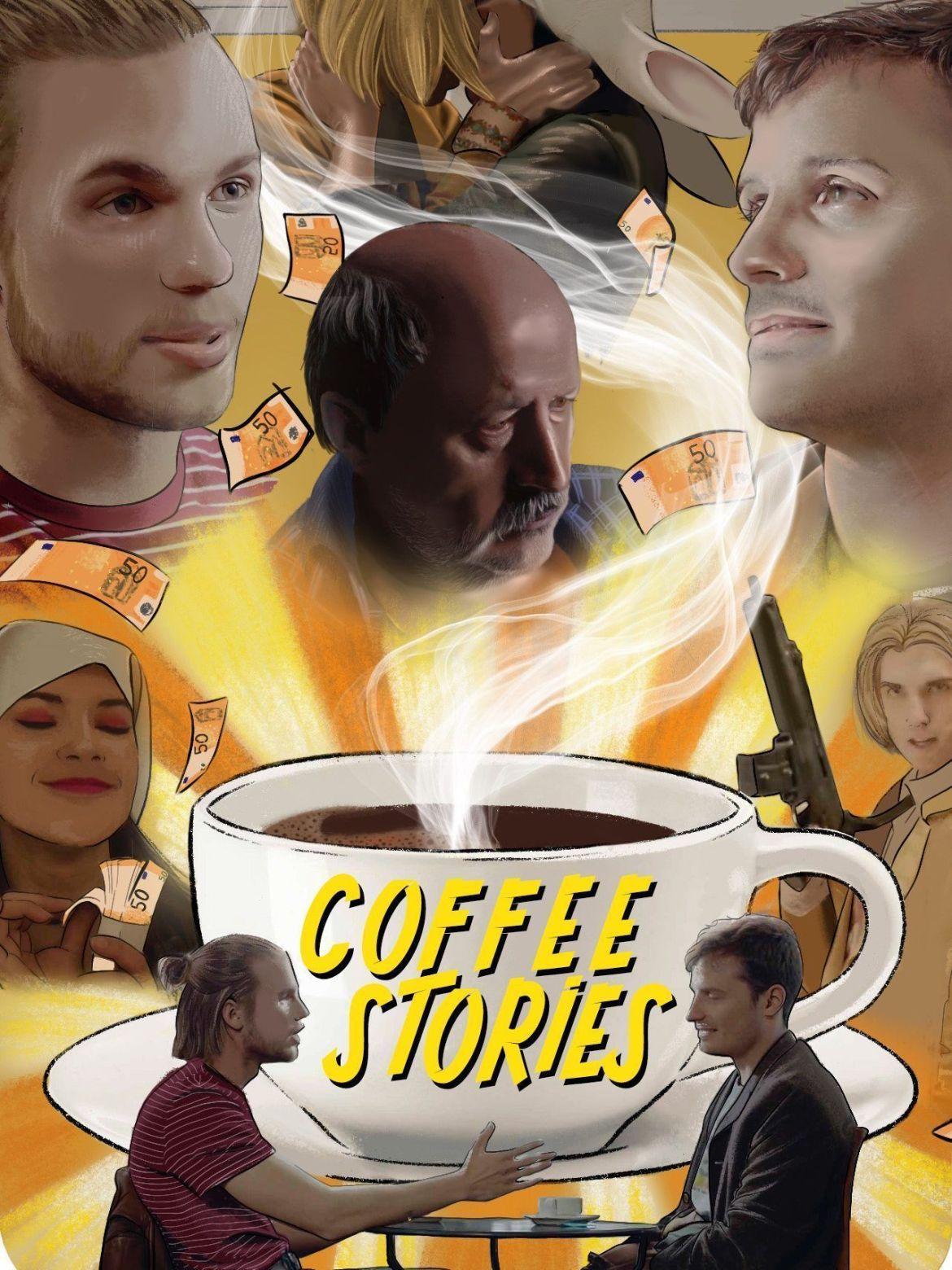 <<COFFEE STORIES >>Cortometraje de Andrés Sánchez