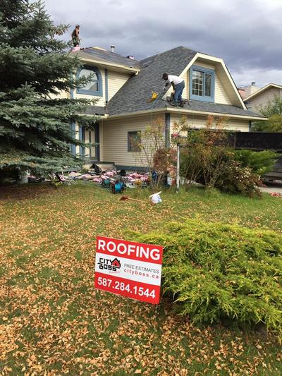 roofers Calgary, Roofing company