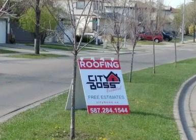 CityBoss Roofing Calgary