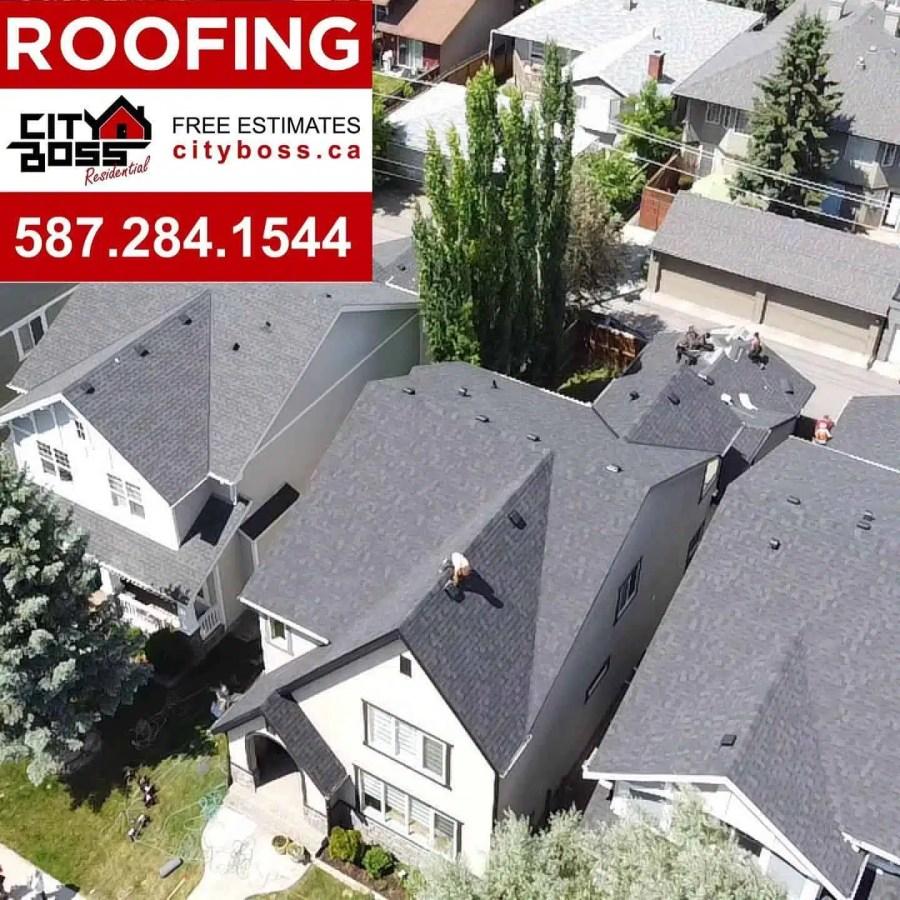 brand new roof calgary