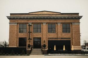 city brew hall building
