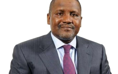 NSE partners Dangote Cement on price information scheme