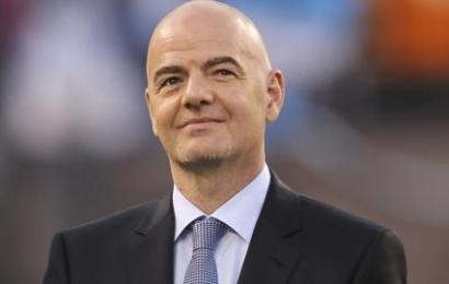 FIFA President, Secretary-General To Visit Nigeria