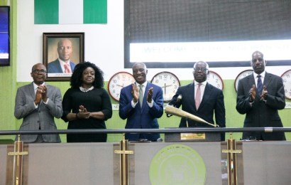 Oando's Q1 turnover drops by 34 %