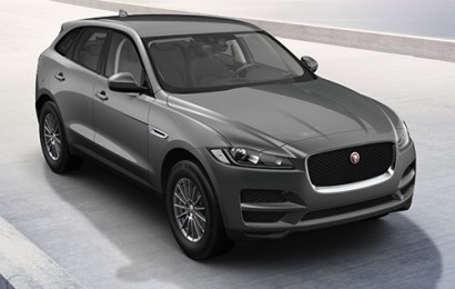 Between practicality and new Jaguar F-PACE