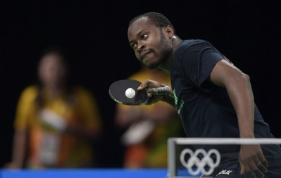 ITTF lauds Aruna Quadri's performance in Rio