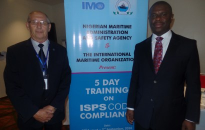 NIMASA pledges to fully enforce the implementation of ISPS Code