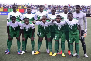 Germany defeats Nigeria