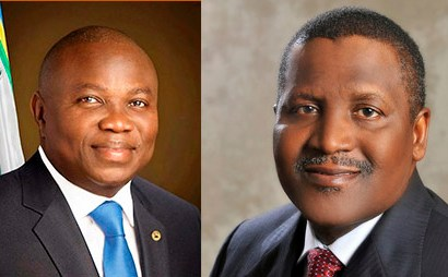 'Oil discovery in Lagos, good development for Dangote refinery'