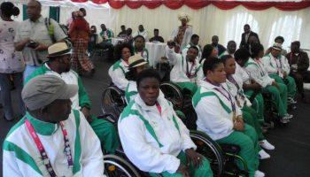 Buhari lauds Paralympic team
