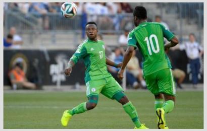 FIFA rates Nigeria 14th in Africa