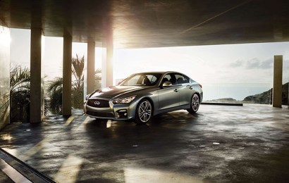 Infiniti delivers 145, 000 vehicles in seven months