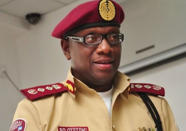 Road safety management, safer vehicles, others to take centre stage at FRSC annual lecture