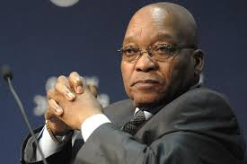 I'm not afraid of jail, says Zuma, South Africa's embattled President