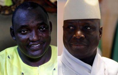 Adama Barrow to declare self Gambia president
