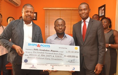 Architect emerges winner of Ships & Ports essay competition