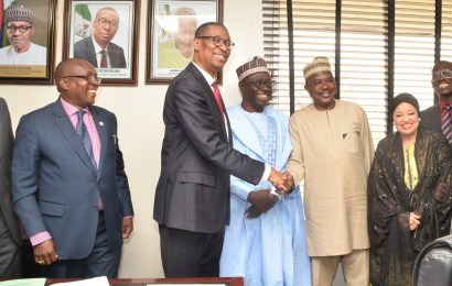 Strategic benefits of Nigeria Commodity Exchange, by Minister, BPE boss