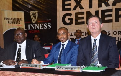 Guinness Nigeria shareholders approve N40b Rights Issue
