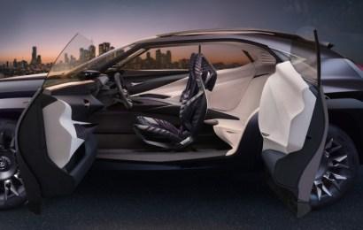 Lexus debuts new exhibit design at Auto Show