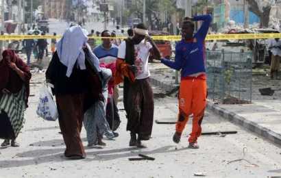 Somali hotel bomb attack 'kills 28'