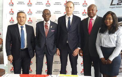 Massilia Motors now sole distributor of Mitsubishi vehicles in Nigeria