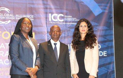 ICC lauds WestBlue Consulting on improved trade facilitation in Ghana