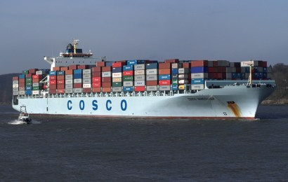 COSCO Shipping records $26.3m profit in six months
