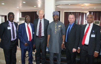 Nigeria to showcase maritime potential in Norway