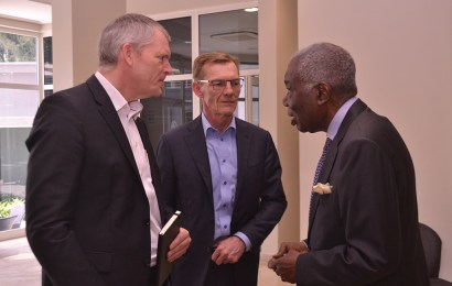 Nigeria remains an important part of APM Terminals, says CEO, Engelstoft