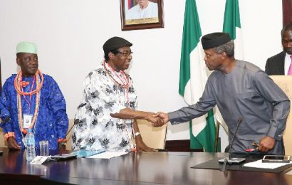Niger Delta States indicate interest in community-based modular refineries