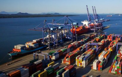 CMG eyes stake in Brazilian container port